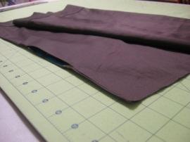 Target Dress Under Refashion Surgery, inseam pockets complete