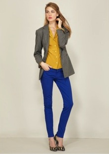 Color Blocking Inspiration Photo