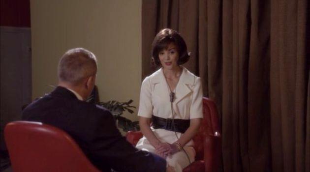 Jackie Kennedy played by Katie Holmes
