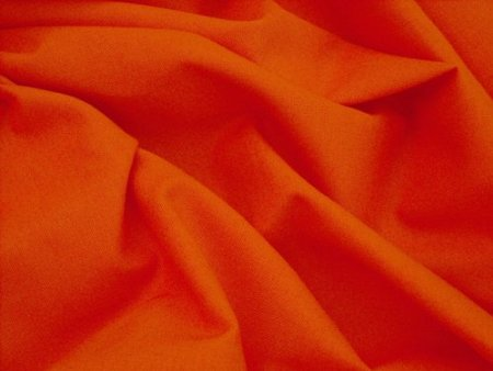 Kona Cotton, tangerine