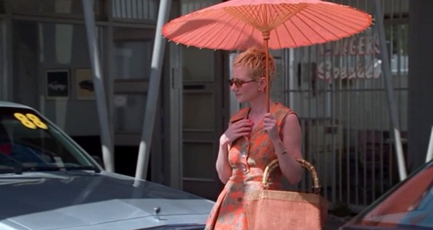 Anne Heche as Marion Crane in Pyscho (1998)