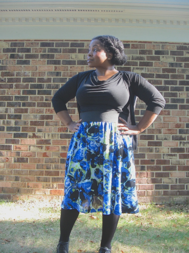 The Waist No Time Skirt