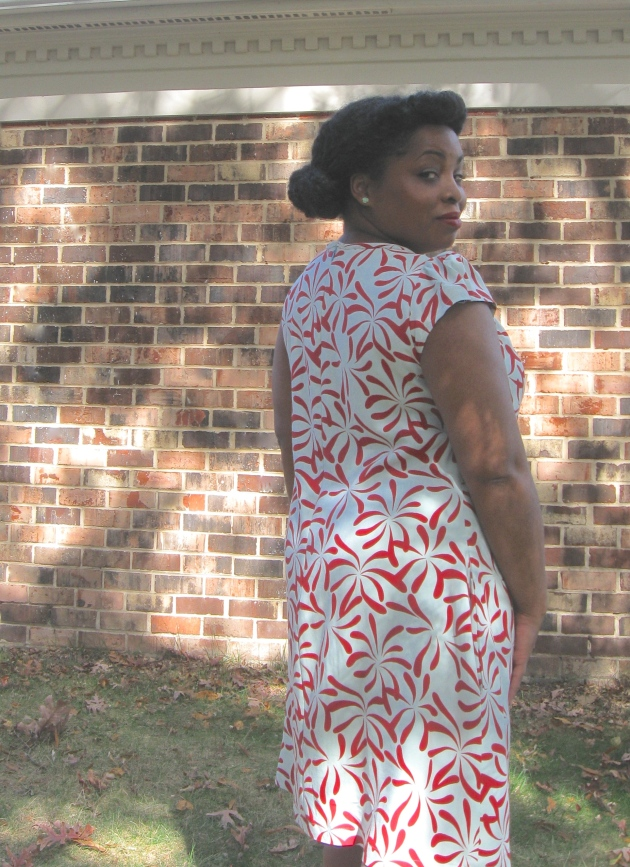 Four Wrongs Make a Nice Dress