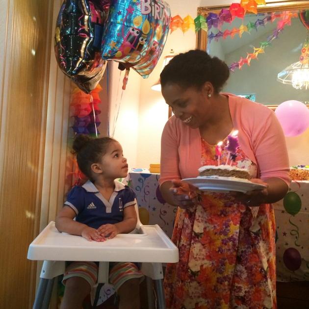 Josephine's 2nd Birthday