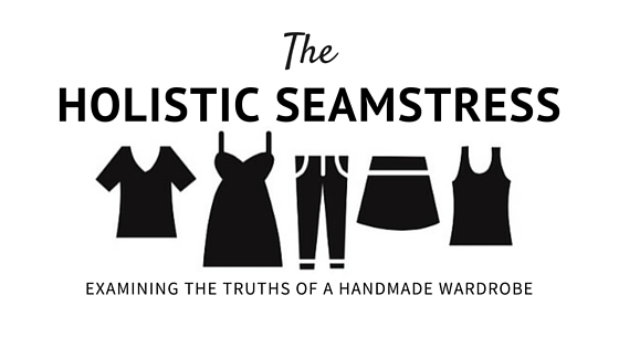 The Holistic Seamstress Logo