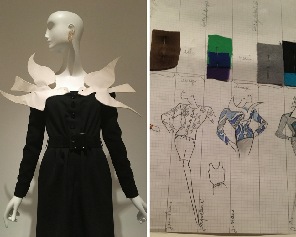 YSL_VMFA_Exhibit_BirdDress